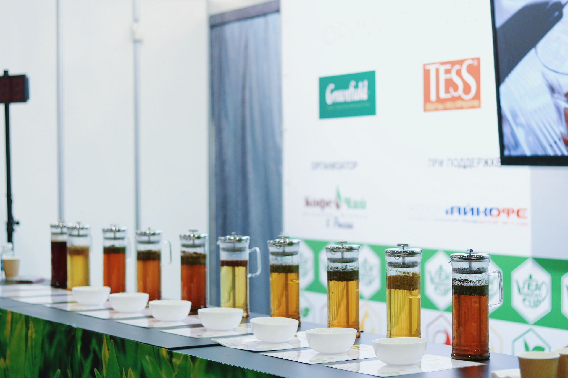Tea Masters Cup Russia Has Identified The Best
